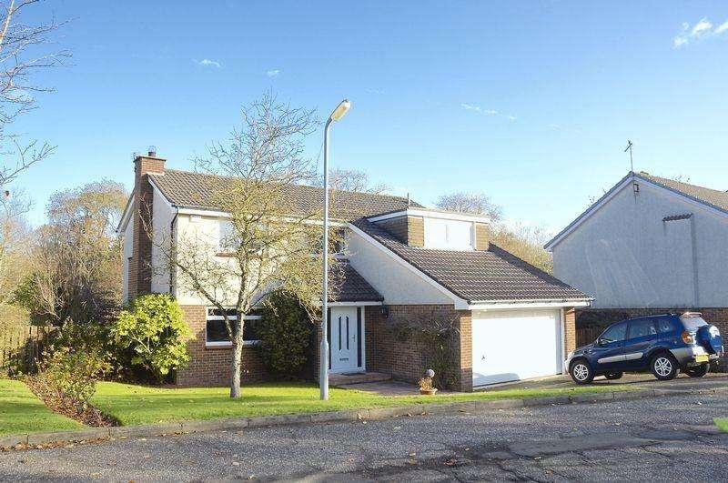 5 Bedrooms Detached Villa House for sale in Kilnbank Crescent, Ayr