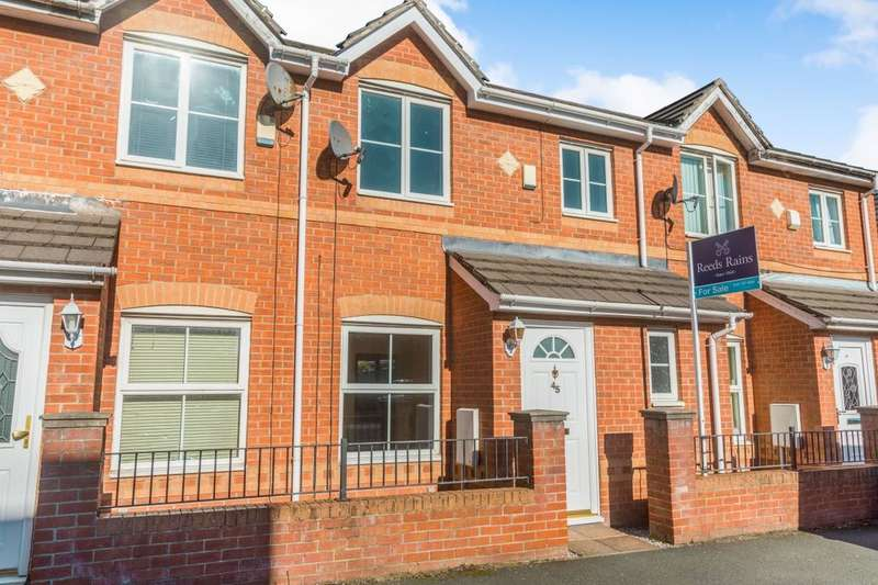 3 Bedrooms Terraced House for sale in Leegrange Road, MANCHESTER, M9