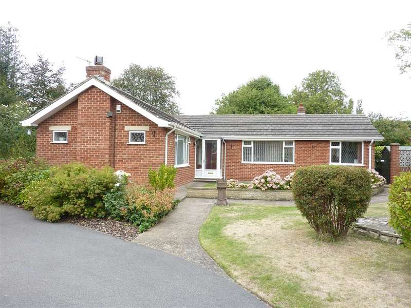 3 Bedrooms Detached Bungalow for sale in DOVE COTTAGE, CHURCH LANE, CHURCH END, ULCEBY