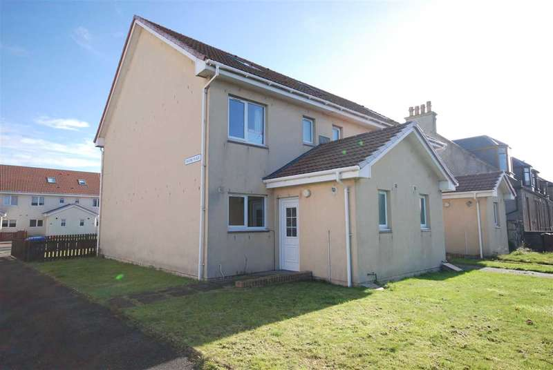 3 Bedrooms End Of Terrace House for sale in New Street, Stevenston