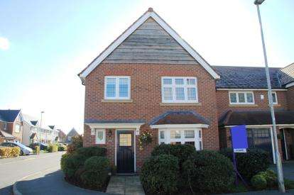 3 Bedrooms Detached House for sale in Butterley Drive, Buckley, Flintshire, CH7