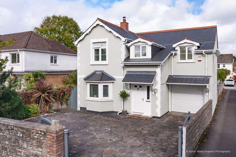 3 Bedrooms Detached House for sale in Westgate, Cowbridge, Vale of Glamorgan, CF71 7AQ