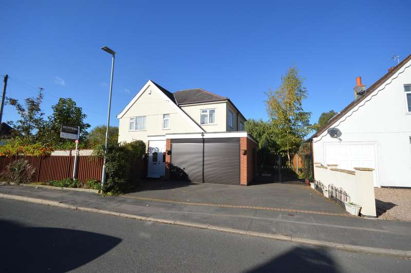 4 Bedrooms Detached House for sale in Browning Street, Narborough, Leics, LE19 3EE