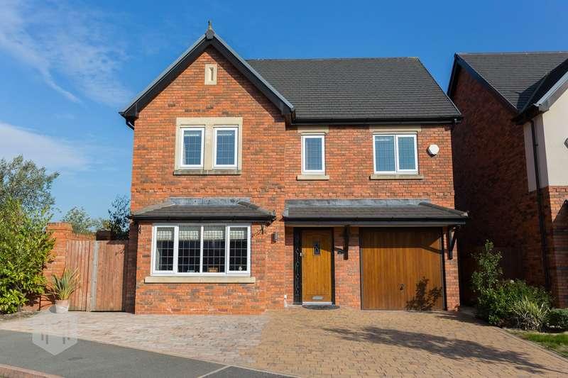 5 Bedrooms Detached House for sale in Rosedale Avenue, Lowton, Warrington, WA3