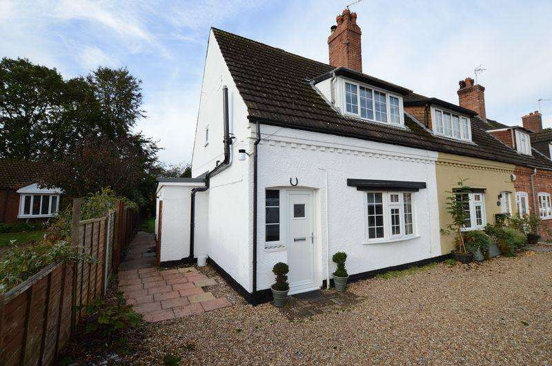 3 Bedrooms Semi Detached House for sale in 5 Cromwell Cottages, Albany Road, Woodhall Spa