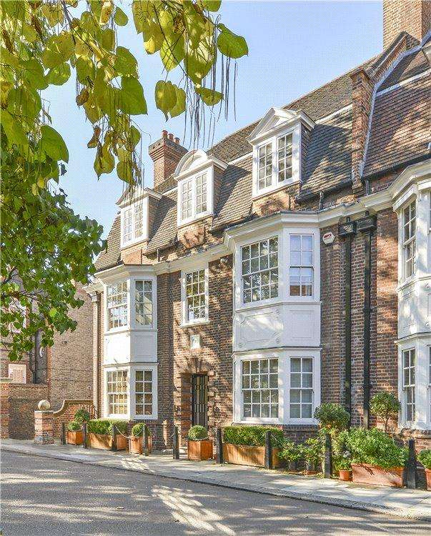 7 Bedrooms Semi Detached House for sale in Chelsea Park Gardens, London, SW3