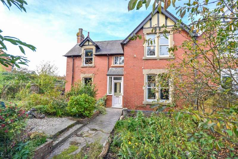 3 Bedrooms Semi Detached House for sale in High Street, Cam, GL11 5LD