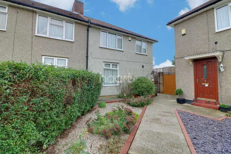 3 Bedrooms End Of Terrace House for sale in St Georges Road, Dagenham