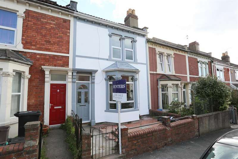 2 Bedrooms Terraced House for sale in Washington Avenue, Bristol, BS5 6BU