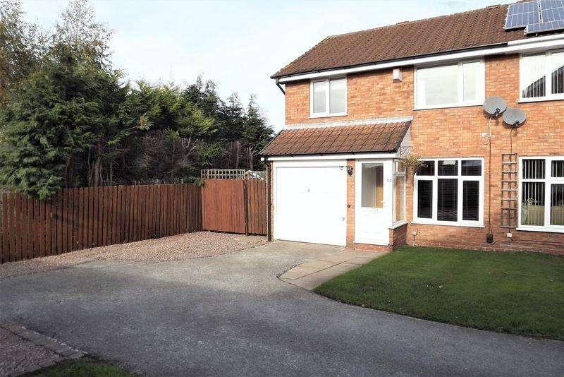 3 Bedrooms Semi Detached House for sale in Farndon Way, Birmingham