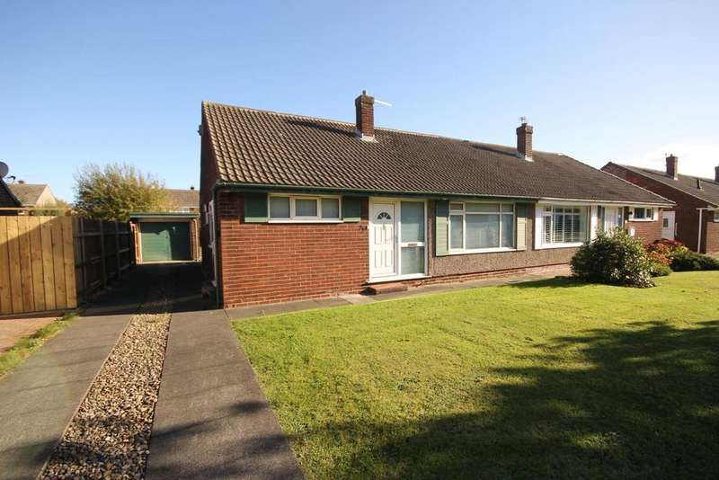 3 Bedrooms Semi Detached Bungalow for sale in Westerdale Road, Seaton Carew, Hartlepool