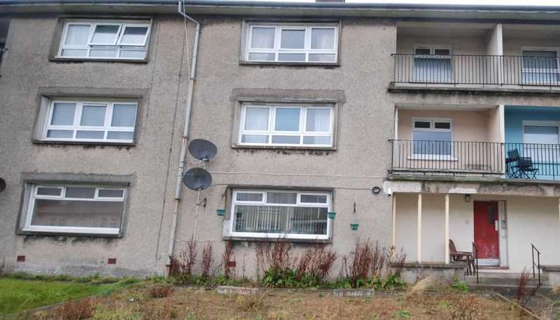 2 Bedrooms Apartment Flat for sale in Argyle Road, Saltcoats