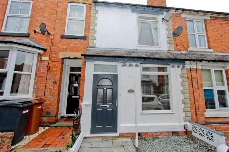 3 Bedrooms Terraced House for sale in Albert Street, Melton Mowbray
