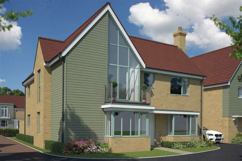 4 Bedrooms Detached House for sale in The Parkstone at Eagle Rise, Channels, Chelmsford