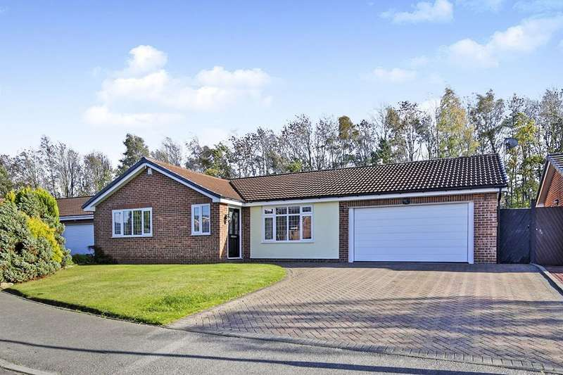 3 Bedrooms Detached Bungalow for sale in Stonesdale, Mount Pleasant, Houghton Le Spring, DH4