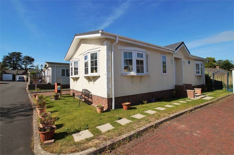 2 Bedrooms Park Home Mobile Home for sale in CA22 2QQ James Park Homes, Egremont, Cumbria