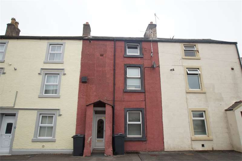 3 Bedrooms Terraced House for sale in CA22 2RG Vale View, Egremont, Cumbria