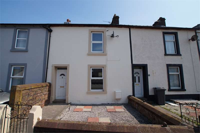 2 Bedrooms Terraced House for sale in CA22 2PR North Road, Egremont