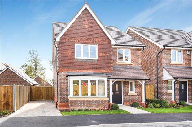 4 Bedrooms Detached House for sale in Lane End, Brookers Hill, Shinfield