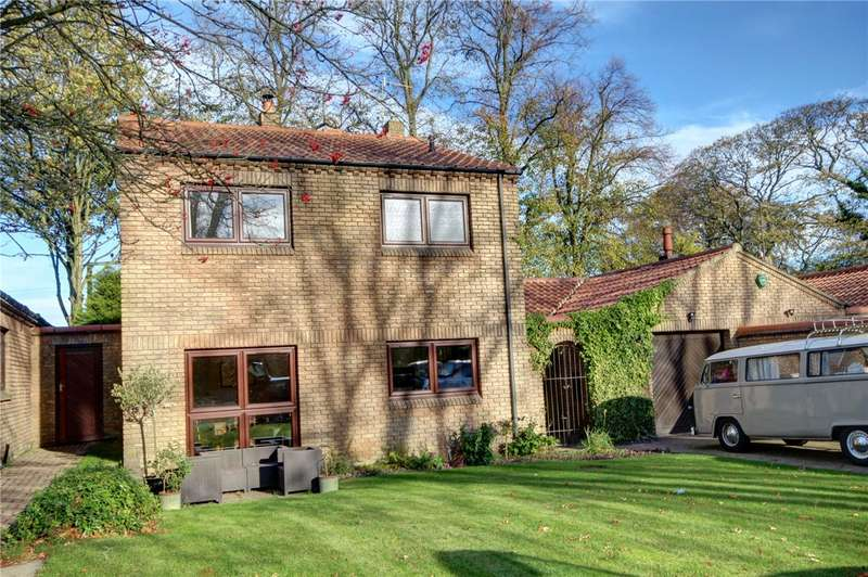 4 Bedrooms Detached House for sale in The Forge, Brancepeth, Durham, DH7