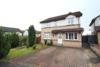 4 Bedrooms Detached House for sale in Rankin Crescent, Dennyloanhead