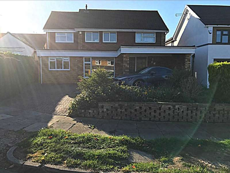 4 Bedrooms Detached House for sale in Blake Close, St Albans