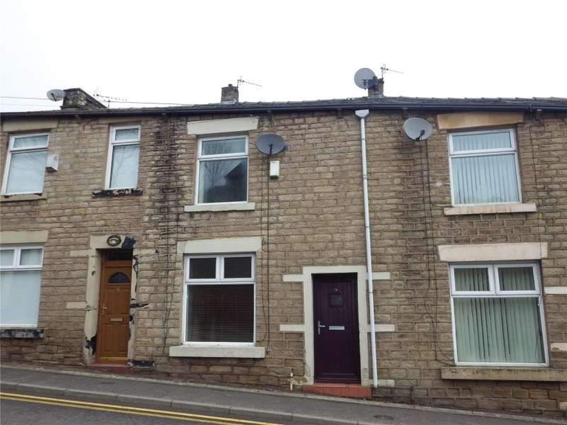 2 Bedrooms Terraced House for sale in 74 Stamford Road, Mossley, Ashton-under-Lyne, Lancashire