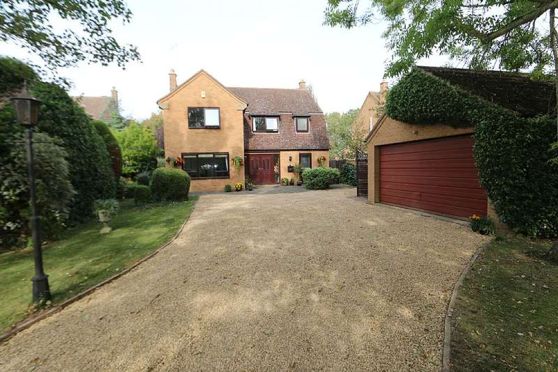 4 Bedrooms Detached House for sale in 25, Church Street, Northborough, Peterborough, Cambridgeshire, PE6 9BN