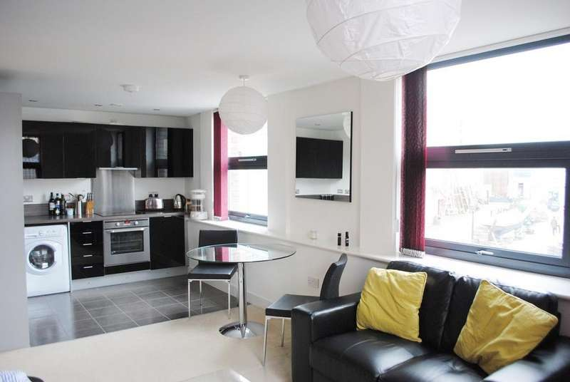 1 Bedroom Apartment Flat for sale in Gas Ferry Road, Harbourside, Bristol, BS1
