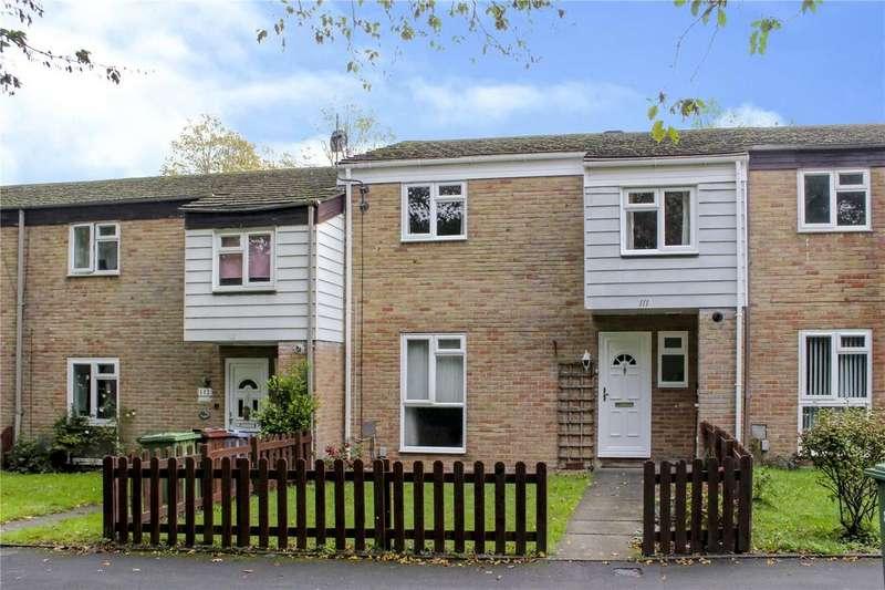 3 Bedrooms Terraced House for sale in Evedon, Bracknell, Berkshire, RG12