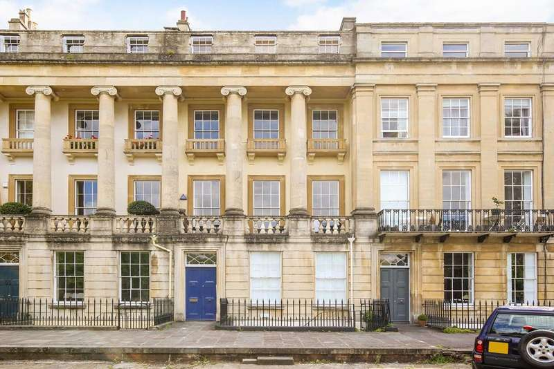 2 Bedrooms Apartment Flat for sale in Vyvyan Terrace, Clifton, Bristol, BS8