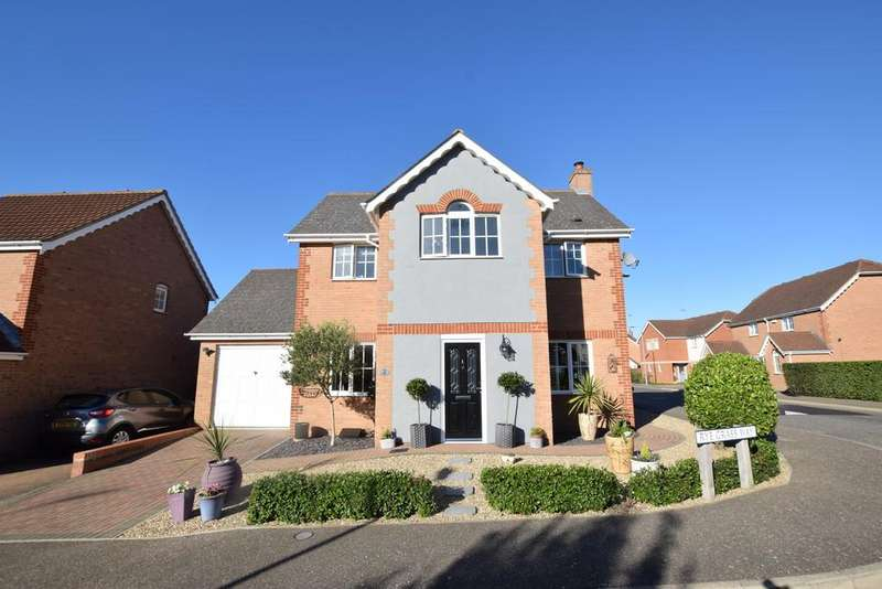 3 Bedrooms Detached House for sale in Rye Grass Way, Braintree