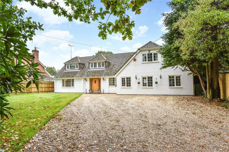 5 Bedrooms Detached House for sale in The Shrave, Four Marks, Alton