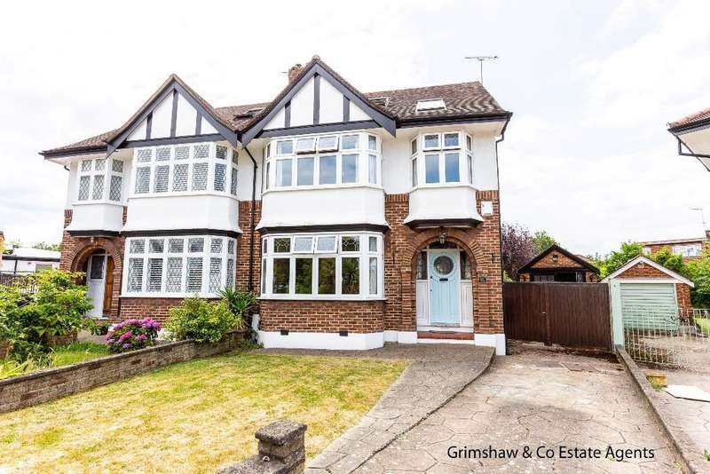 5 Bedrooms House for sale in Ealing Common, London
