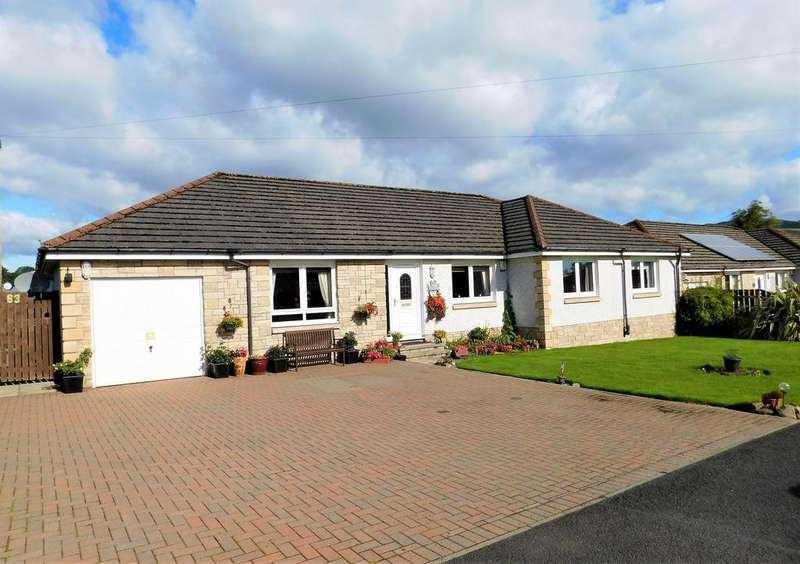 5 Bedrooms Bungalow for sale in Black Road, Kelty, Fife, KY4
