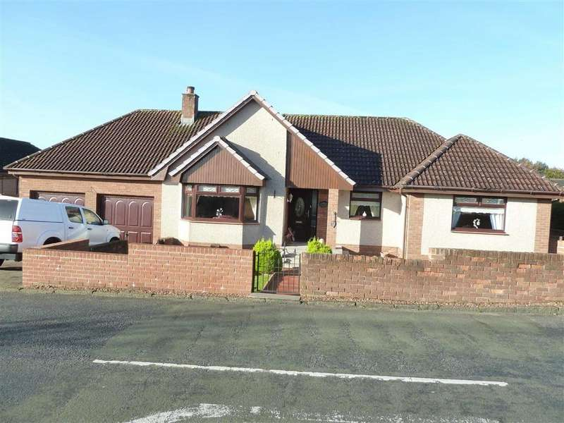 3 Bedrooms Detached Bungalow for sale in Redburn Road, Blackridge