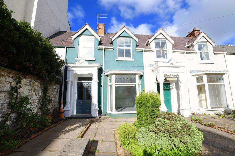 3 Bedrooms Terraced House for sale in Vale Street, Denbigh