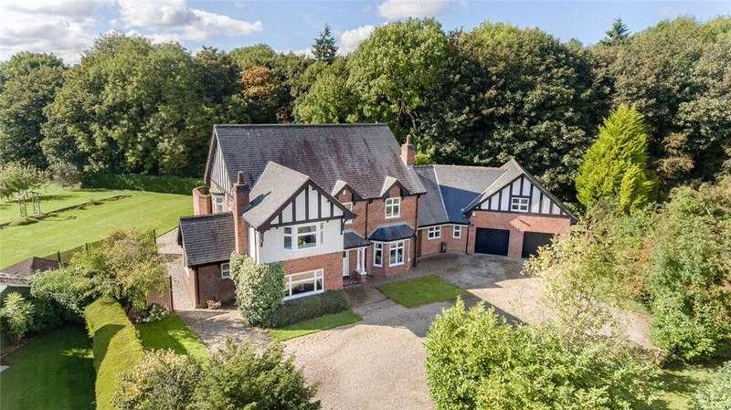 6 Bedrooms Detached House for sale in Castlereagh, Wynyard, Billingham