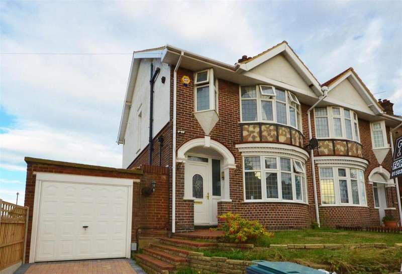 6 Bedrooms Semi Detached House for sale in Round Green, Luton