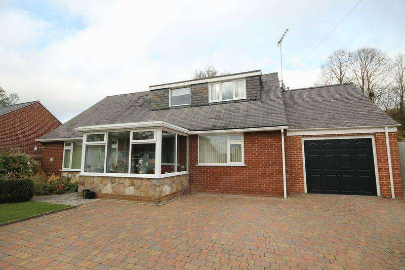 4 Bedrooms Detached Bungalow for sale in MAIN STREET, CHURCH BROUGHTON
