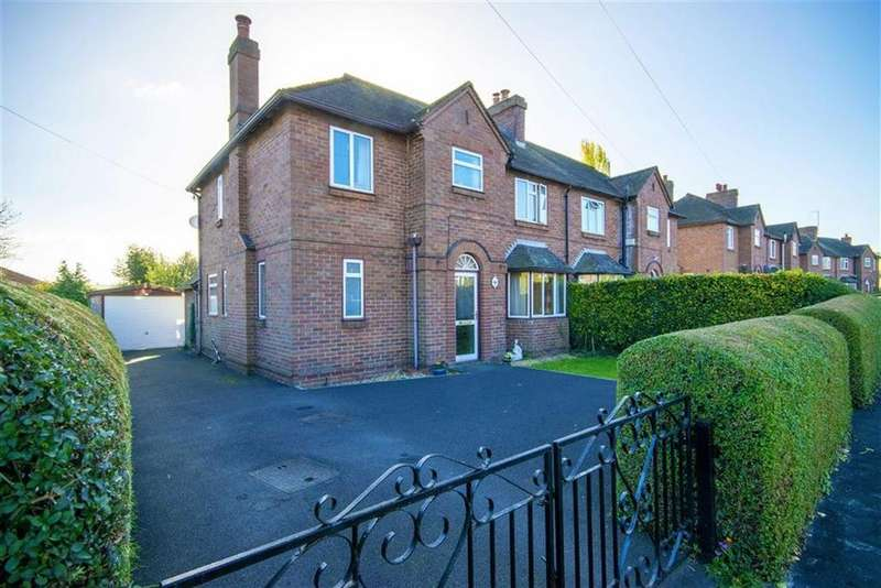 3 Bedrooms Semi Detached House for sale in Corporation Street, Bishops Castle, Shropshire, SY9