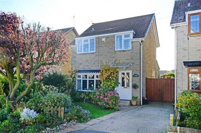 3 Bedrooms Detached House for sale in 177, Longcroft Road, Dronfield Woodhouse, Dronfield, Derbyshire, S18