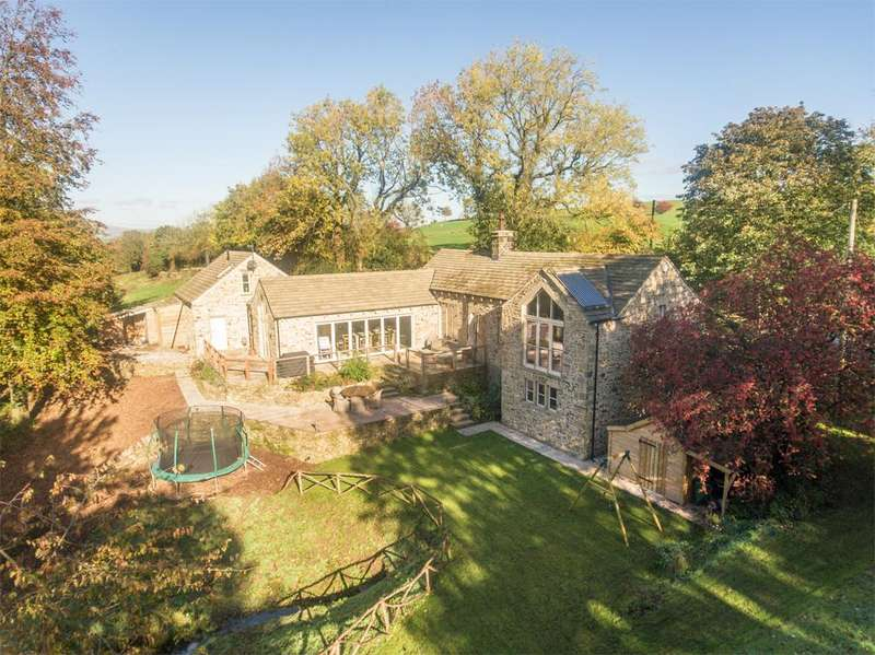 5 Bedrooms Detached House for sale in Mill Cottage, Moor Lane, Elslack,