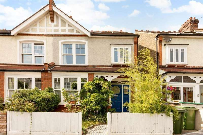 5 Bedrooms House for sale in Stanton Road, West Wimbledon, SW20