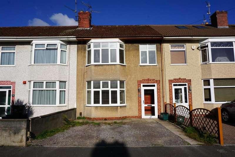 3 Bedrooms Terraced House for sale in Jean Road, Brislington, Bristol