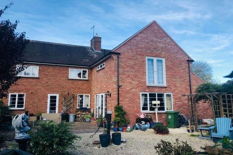 5 Bedrooms Semi Detached House for sale in Manor Road, Harbury, Leamington Spa, CV33
