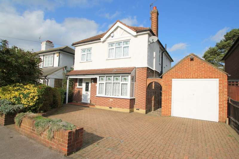4 Bedrooms Detached House for sale in Kenilworth Road, Ashford, TW15