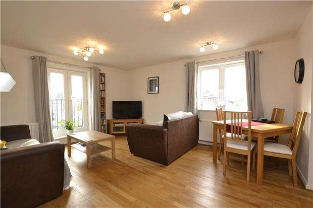 2 Bedrooms Flat for sale in Shakespeare Avenue, Horfield, Bristol, BS7 0ER