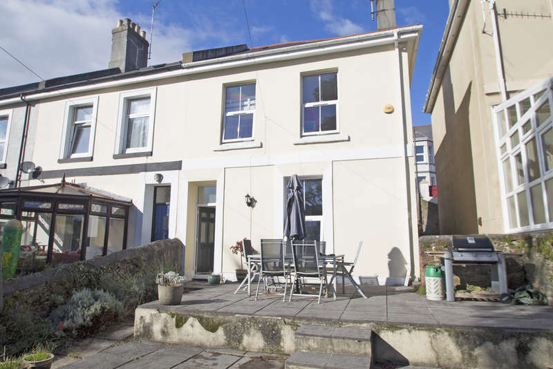 3 Bedrooms End Of Terrace House for sale in Ford, Plymouth