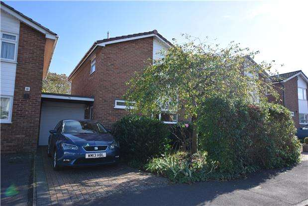 3 Bedrooms Link Detached House for sale in Meadowside Drive, Whitchurch, BRISTOL, BS14 0NS